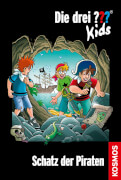 KOSMOS Die drei ??? Kids Band 50: Schatz der Piraten