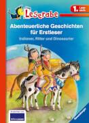 Ravensburger 36291 Abenteuerliche Geschichten für Erstleser. Indianer, Ritter