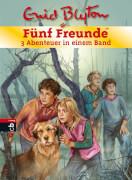 Fünf Freunde - 3 Abenteuer in einem Band: Sammelband 1, Gebundenes Buch, 464 Seiten, ab 10 Jahren