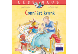 Lesemaus Band 87 Conni ist krank