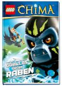 LEGO® Legends of Chima: Gorillas gegen Raben, 64 Seiten, ab 6 Jahre