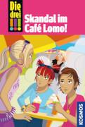 Kosmos Die drei !!! 44 Skandal im Café Lomo!