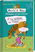 Merle & Max. Die spinnen die Ponys (Nr. 2)