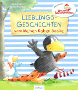 AMIGO 23157 Lieblings-Geschichten vom kleinen Raben Socke