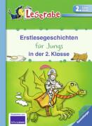 Ravensburger 36432 Leserabe Erstlesegeschichten für Jungs 2. Lesestufe