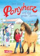 Ponyherz - Band 3: Ponyherz und das große Turnier, Hardcover, 128 Seiten, ab 7 Jahren