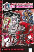Daneshvari, Monster High (4)
