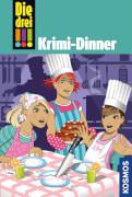 KOSMOS Die drei !!! Band 51: Krimi-Dinner