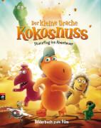 Der kleine Drache Kokosnuss Feuerfest Freunde Bilderbuch zum Film