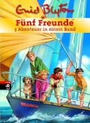Fünf Freunde - 3 Abenteuer in einem Band SaBa 02
