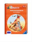 Ravensburger 36461 Leserabe Indianerabenteuer für Erstleser