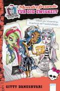 Monster High Monsterfreunde für die Ewigkeit