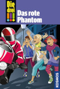 KOSMOS Die drei !!! Band 52: Das rote Phantom