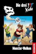 KOSMOS Die drei ??? Kids Band 63: Monster-Wolken