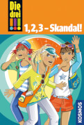 KOSMOS Die drei !!! 1, 2, 3 - Skandal