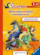 Ravensburger 36471 Leserabe Meine spannendsten Leseabenteuer
