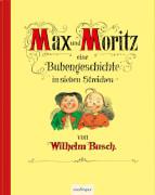 Max und Moritz Bubengeschichte