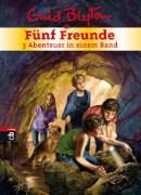 Fünf Freunde - 3 Abenteuer in einem Band: Sammelband 4, Gebundenes Buch, 480 Seiten, ab 10 Jahren