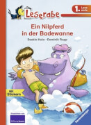 Ravensburger 36462 Ein Nilpferd in der Badewanne