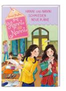 Hanni und Nanni - Band 02: Hanni und Nanni schmieden neue Pläne (Buch)