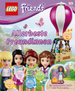 Dorling Kindersley LEGO Friends Allerbeste Freundinnen