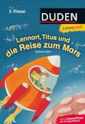 Leseprofi Lennart, Titus und die Reise zum Mars 2. Klasse