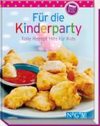 Für die Kinderparty / Minikochbuch
