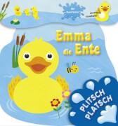Emma die Ente Badebuch
