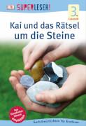 SUERLESER! Kai und das Rätsel um die Steine: 3. Lesestufe