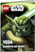 LEGO® Star Wars - Yoda, Beschützer der Galaxis, Lesebuch, 64 Seiten, ab 6 Jahren