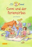 Conni und der Ferienzirkus (farbig illustriert)