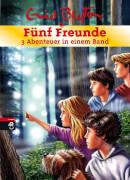Fünf Freunde - 3 Abenteuer in einem Band, 464 Seiten, Gebundenes Buch, ab 10 Jahren