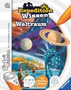 Ravensburger 6724 tiptoi® - Expedition Wissen Weltraum
