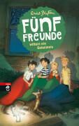 Fünf Freunde wittern ein Geheimnis Band 15, Gebundens Buch, 160 Seiten, ab 8 Jahren