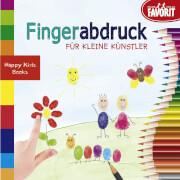 Fingerabdruck für kleine Künstler