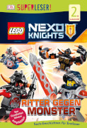 SUPERLESER! LEGO NEXO KNIGHTS. Ritter gegen Monster