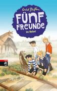 Fünf Freunde im Nebel Ban 17, Gebundenes Buch, 160 Seiten, ab 8 Jahren
