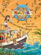 Unser Kunterboot - Sommer der Geheimnisse, Gebundenes Buch, 168 Seiten, ab 7 Jahren