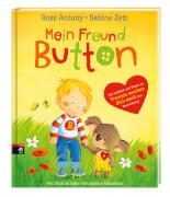 Mein Freund Button, Gebundenes Buch, 32 Seiten, ab 3 Jahren
