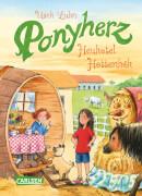 Ponyherz - Band 7: Heuhotel Hottenhöh, Hardcover, 128 Seiten, ab 7 Jahre