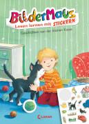 Loewe Bildermaus Lesen lernen mit Stickern - Geschichten von der kleinen Katze