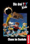 KOSMOS Die drei ??? Kids Band 68: Chaos im Dunkeln
