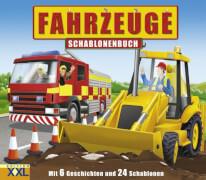 Fahrzeuge - Schablonenbuch