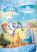 Ravensburger 49043 Leselernstars Die Eiskönigin: Olafs schönstes Abenteuer