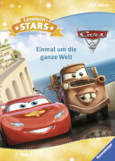 Ravensburger 49046 Leselernstars Cars 2: Einmal um die ganze Welt