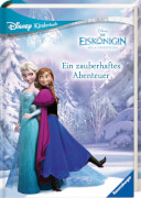 Ravensburger 49048 Disney Kinderbuch Die Eiskönigin: Ein zauberhaftes Abenteuer