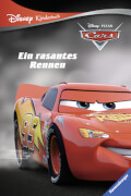 Ravensburger 49050 Disney Kinderbuch Cars: Ein rasantes Rennen
