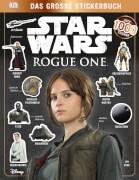 Star Wars Rogue One Das große Stickerbuc