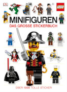 Dorling Kindersley LEGO Minifiguren Das große Stickerbuch