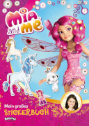 Mia and me - Großes Stickerbuch